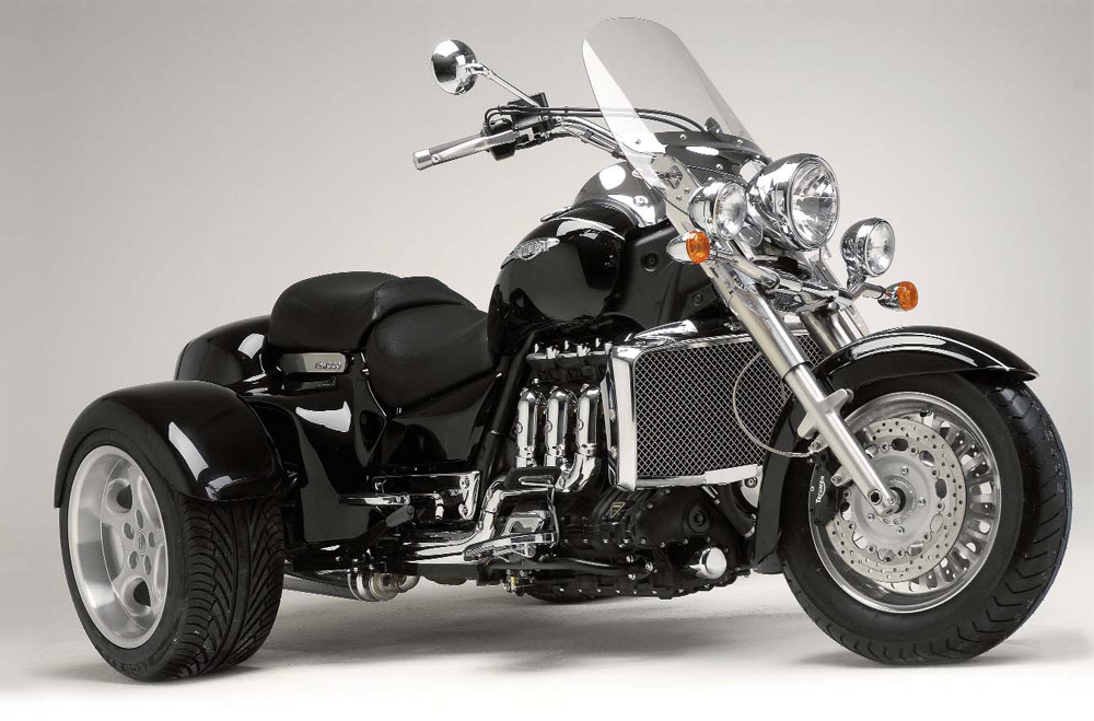 triumph rocket auf drei r dern gaskrank magazin. Black Bedroom Furniture Sets. Home Design Ideas