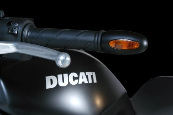 "Ducati Monster ""Blackvolution"""