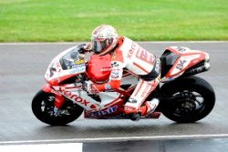 Michel Fabrizio Superbike WM Kyalami