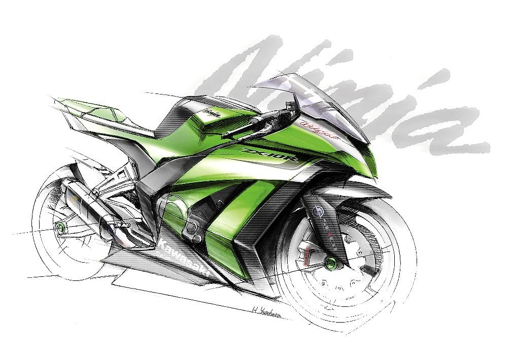 Kawasaki ZX-10R 2011