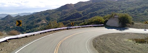 Mulholland Highway - The Snake