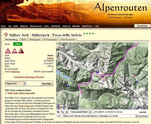 Alpenrouten.de