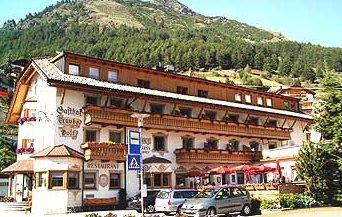 Hotel Traube Post im Vinschgau