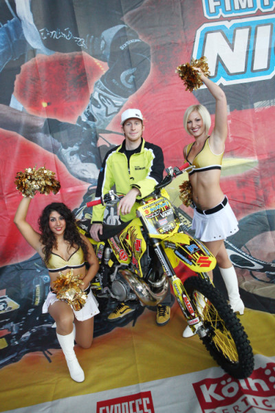 Suzuki NIGHT of the JUMPs