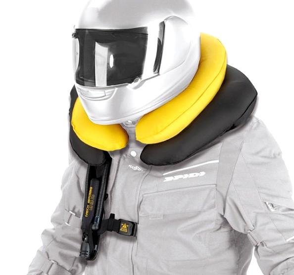 Spidi DPS NECK Airbag Sicherheitssystem Für Tourer Und
