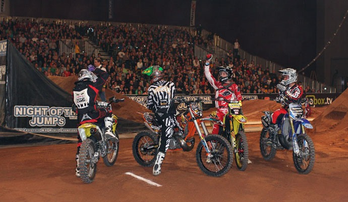 NIGHT of the JUMPs - 30.10 Mannheim