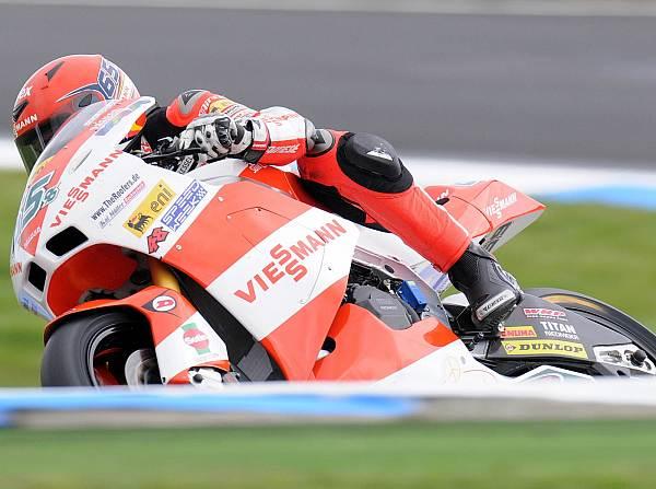 © motorradrennen.com - Stefan Bradl siegt sensationell im Grand Prix von Portugal