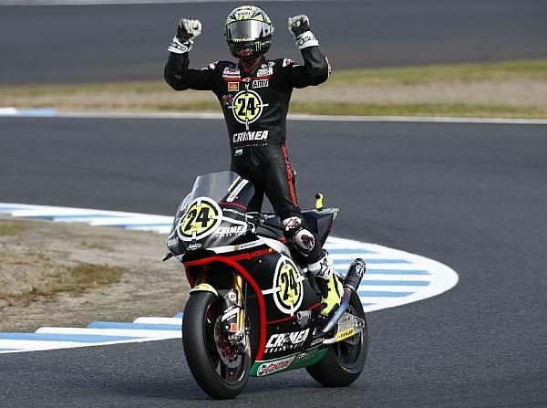 © Honda - Toni Elias reichte der vierte Platz zum Gewinn des Moto2-WM-Titels