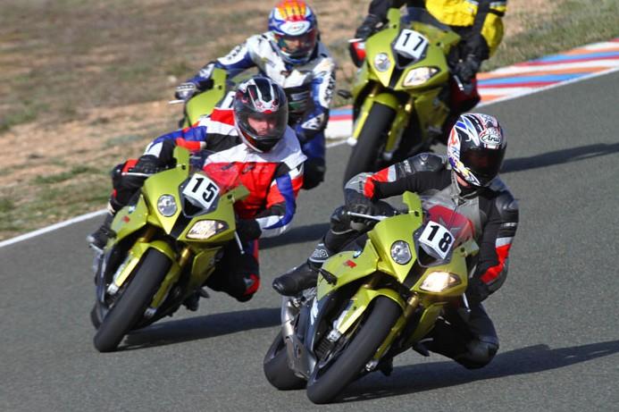 BMW Motorrad Test-Camp Almeria 2011