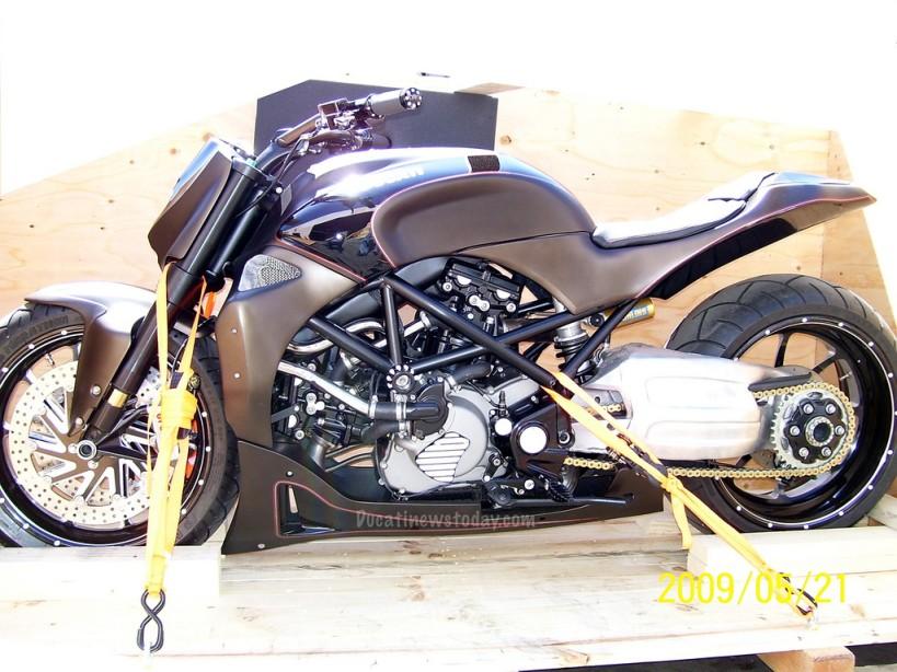 Ducati Bevel Electronic Ignition