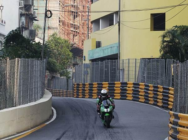 © CGPM - Auch mit Kawasaki geht es: Stuart Easton holte seinen dritten Macao-Sieg