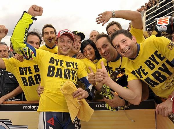 © Yamaha - 46 Siege und vier WM-Titel hat Valentino Rossi bei Yamaha gefeiert
