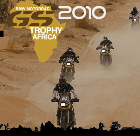 BMW GS-Trophy 2010