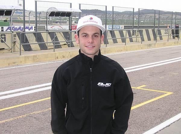 © Privat - Sandro Cortese wird 2011 für das Racing-Team-Germany fahren