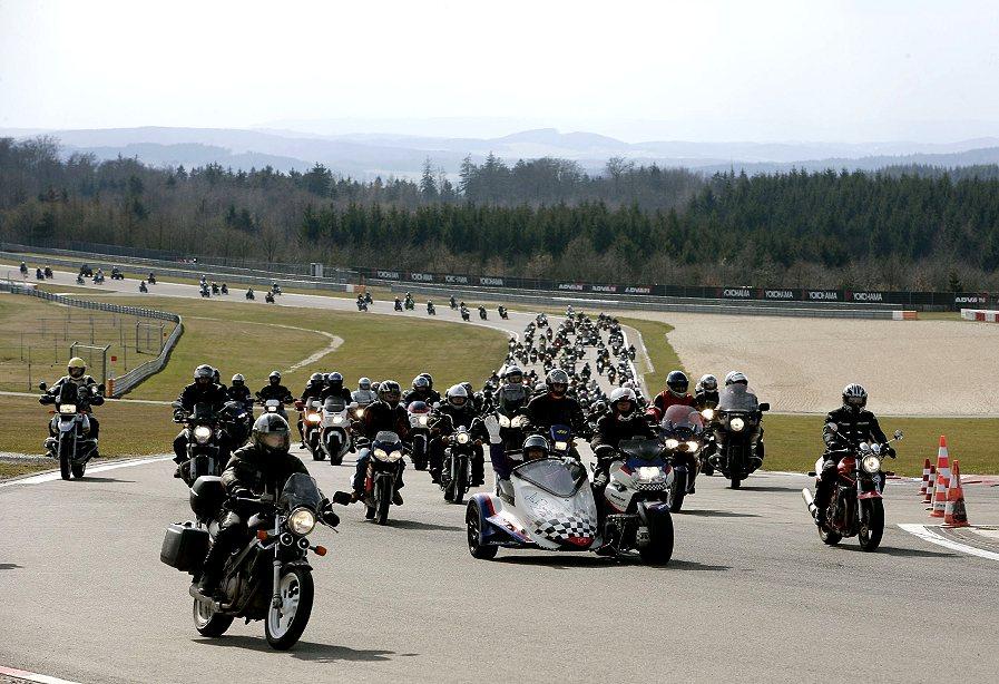 Anlassen 2011 auf dem Nürburgring