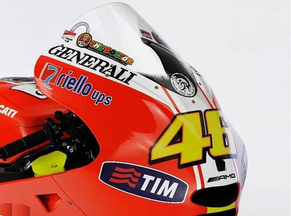 © Ducati - Die Ducati GP11 wurde in Jerez nicht von den beiden Werkspiloten gefahren