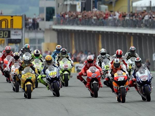 © Repsol - Wie gewohnt werden die MotoGP-Stars um 14:00 Uhr Ortszeit losgeschickt