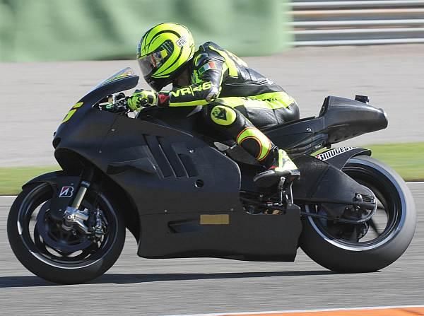 © FWeisse - Valentino Rossi und seine Ducati: In Valencia fehlte viel auf die Spitze