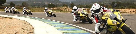 Team MotoBike BMW Testrides