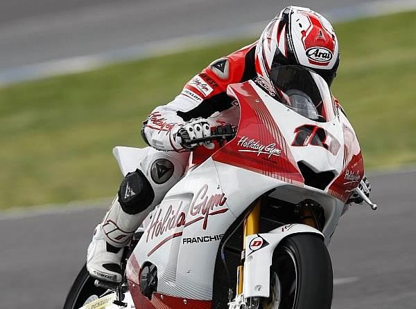 © Honda - Sofortiges Karrieende: Fonsi Nieto wird 2011 nicht in der Moto2-WM starten