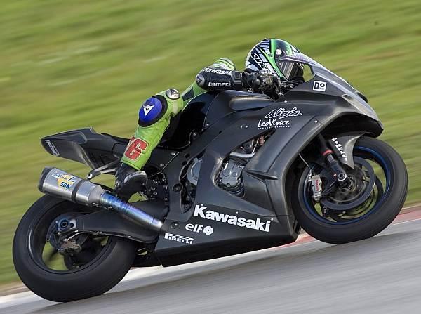 © Kawasaki - Tom Sykes will mit der neuen Kawasaki Ninja an der Spitze mitkämpfen