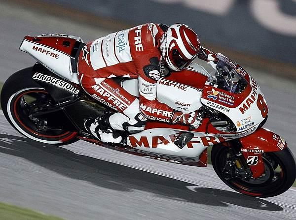 © Aspar - Aspar-Ducati-Pilot Hector Barbera ist stark in seine zweite MotoGP-Saison gestartet