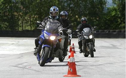 Honda Tourenprogramm 2011