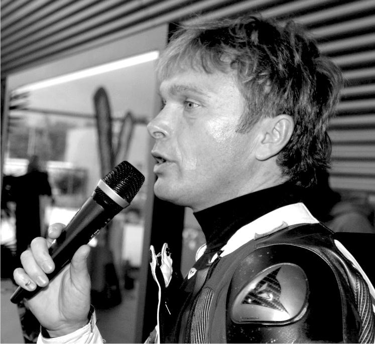 Ride smart mit Jürgen Fuchs und Team MotoBike