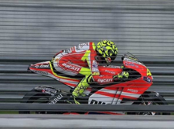 """© Ducati - Rossi: Von einem Ducati-Abenteuer ins nächste? """"Uccio"""" glaubt daran"""