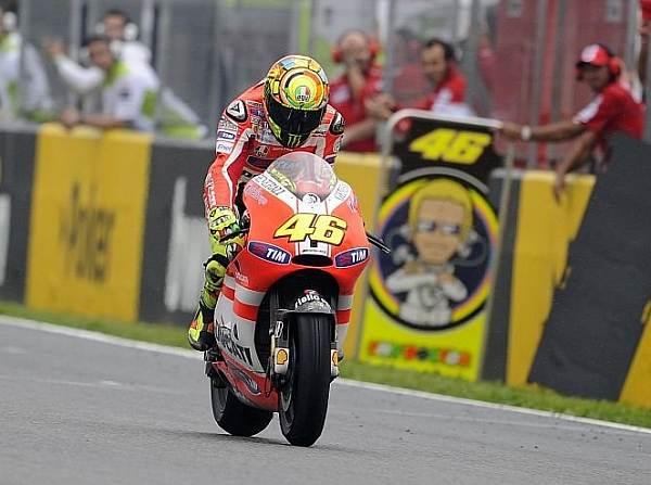 © Ducati - Carlo Pernat: Ducati-Pilot Valentino Rossi hätte in Jerez gewinnen können