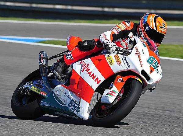 © motorradrennen.com - Stefan Bradl hat in Estoril sein zweites Rennen in dieser Saison gewonnen