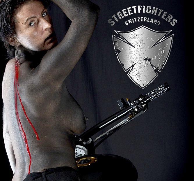 Streetfighter Switzerland
