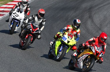 Speer Racing Montagstraining