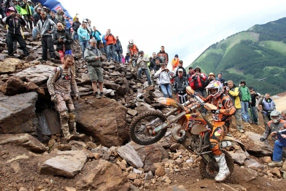 """Hare Scramble"" am Erzberg"
