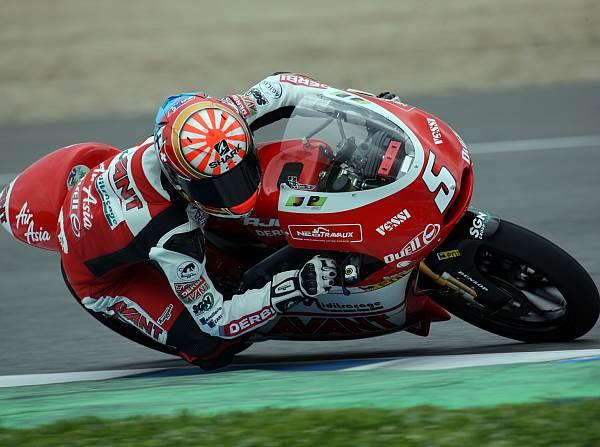 © Motorsport-Total.com - Der Franzose Johann Zarco hat sich überlegen die Bestzeit gesichert