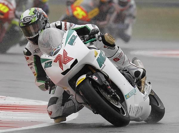 © MZ - Max Neukirchner erlebte in Silverstone ein ereignisreiches Moto2-Rennen