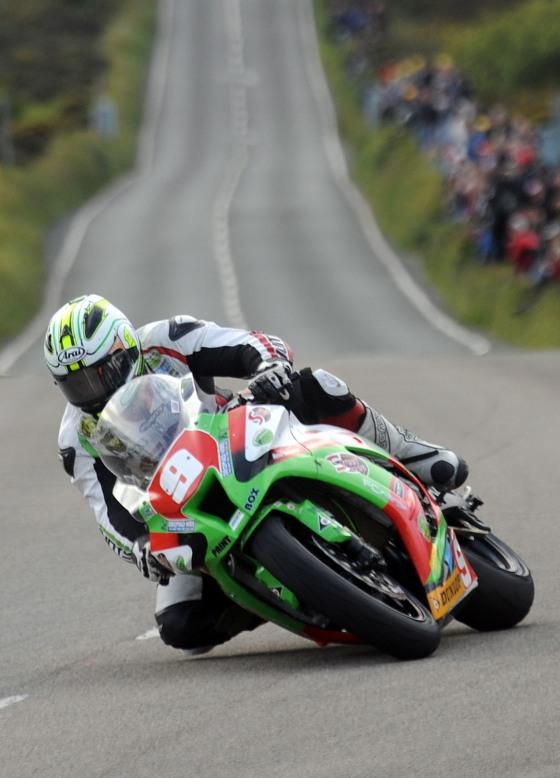Michael Dunlop TT 2011 Superstock