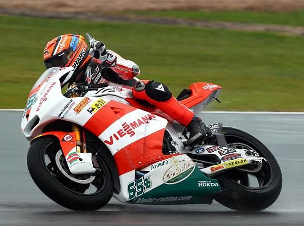 © Motorsport-Total.com - Stefan Bradl trotzte den widrigen Wetterbedingungen und fuhr Bestzeit