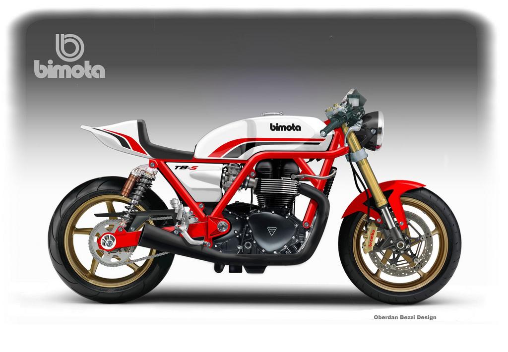 Bimota TB-S by Oberdan Bezzi Design