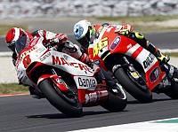© Aspar - Hector Barberas Ziel: Der Spanier möchte im Duell mit Rossi die Nase vorne haben