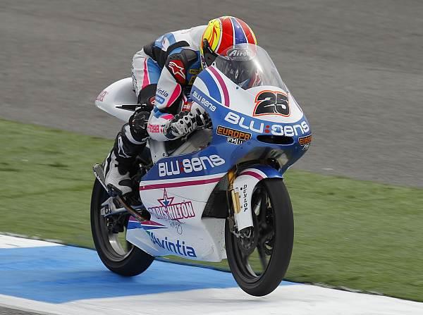 © Motorsport-Total.com - Maverick Vinales steht zum dritten Mal in seiner Karriere auf der Pole-Position