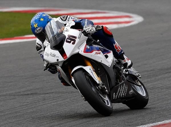 © BMW AG - Leon Haslam vertraut in der Superbike-WM derzeit (noch) nicht auf ABS
