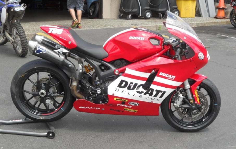 Ducati Ss Race Fairing