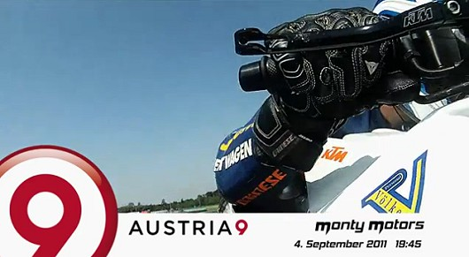 Monty Motors - Trailer