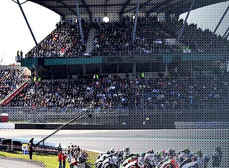 Superbike-WM - Nürburgring