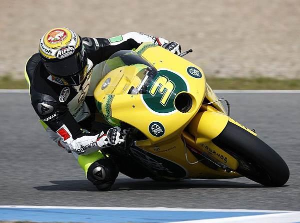 © Honda - Der Italiener Simone Corsi ist im zweiten Training die schnellste Runde gefahren