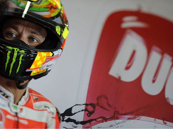 © Ducati - Sind Valentino Rossis Tage bei Ducati tatsächlich bald gezählt?