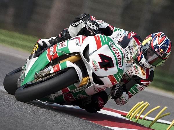 © Castrol-Honda - Jonathan Rea feierte in Lauf eins in Imola seinen zweiten Saisonsieg