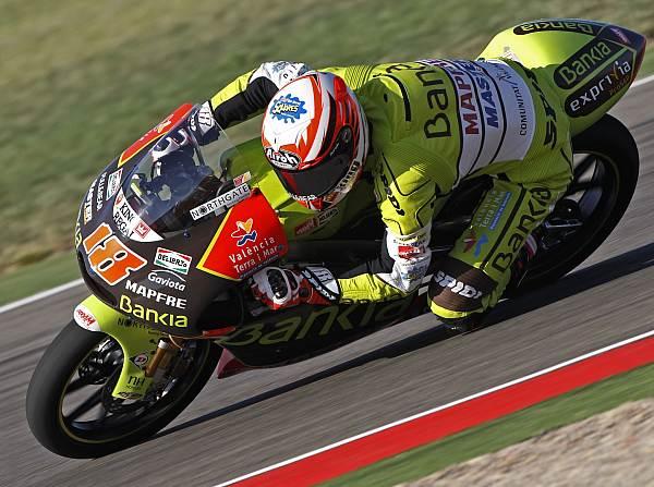 © Aspar - Nicolas Terol hat nach Jerez und Barcelona auch in Aragon gewonnen