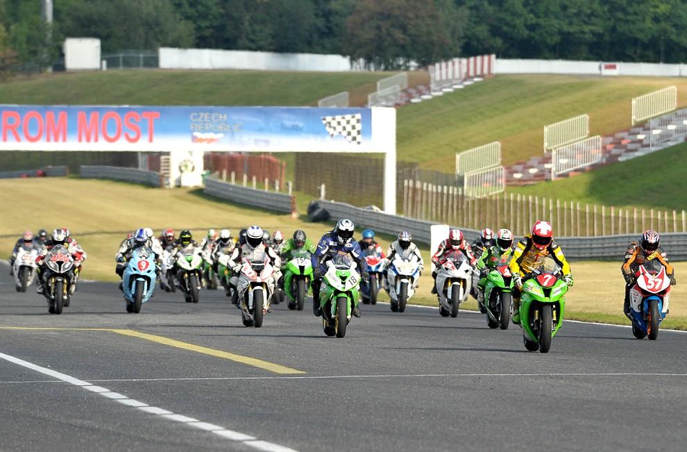 Superbike open und Superstock 1000